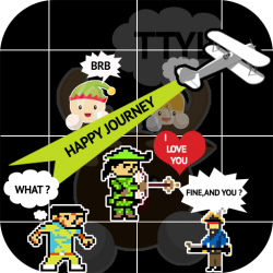 Cartoon Stickers For Whatsapp