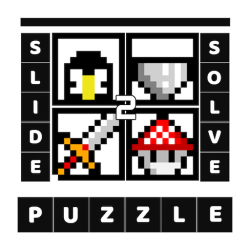 Slide 2 Solve Puzzle Game