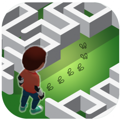 find my way a maze game puzzle